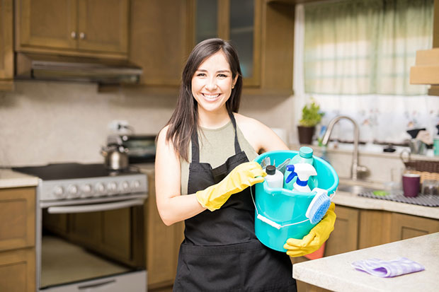 วิธีง่ายๆ ในการทำความสะอาดบ้านอย่างฉลาด
