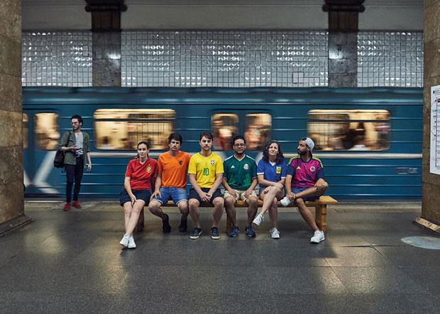 แคมเปญประท้วงกฎหมายต่อต้านการรักร่วมเพศในรัสเซียอย่างชาญฉลาด