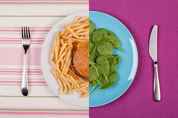 แนวทางในการเลือกอาหารต้านการอักเสบ
