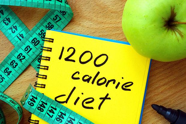 แผนรับประทานอาหาร 1,200 แคลอรี่ 7 วัน
