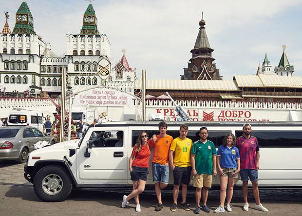 LGBT 6 ประท้วงกฎหมายต่อต้านการรักร่วมเพศในรัสเซีย