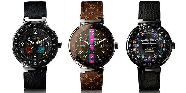 นาฬิกาอัจฉริยะรุ่นแรกของ Louis Vuitton เปิดตัวแล้ว