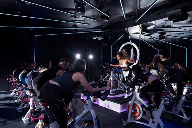 เทรนด์ออกกำลังกาย Rhythm Cycling