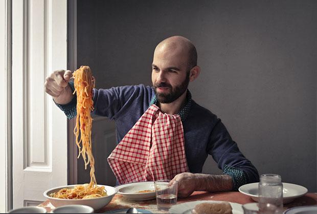 ทานสปาเก็ตตี้อย่างไรให้เหมือนกับชาวอิตาเลียนแท้ๆ