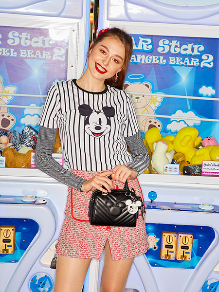 กระเป๋า Micky Mouse