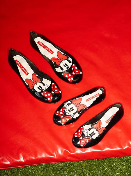 รองเท้า Minnie Mouse