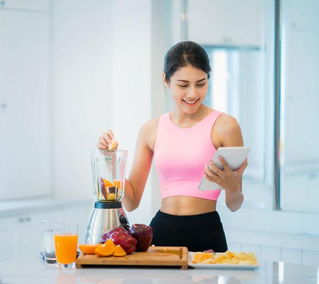 อาหารบรรเทาอาการปวดกล้ามเนื้อหลังออกกำลังกาย