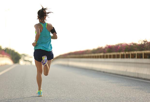 การวิ่งทำให้หน้าแก่จริงไหม