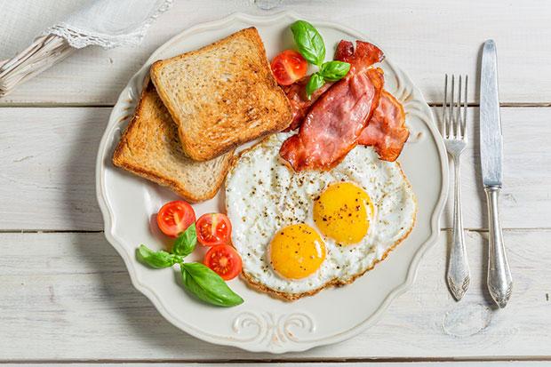 เหตุผลในการงดอาหารมื้อเช้า