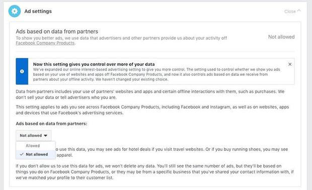 Facebook กับข้อมูลของเรา