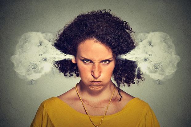 ข้อควรทำและไม่ควรทำกับการจัดการอารมณ์โกรธ