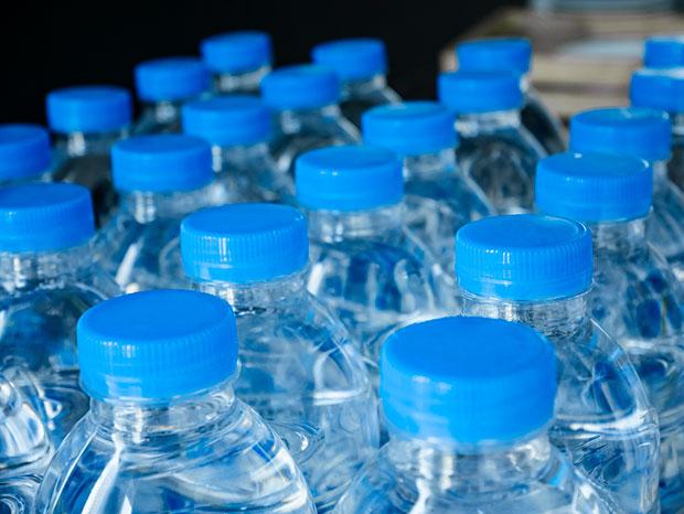 น้ำดื่มบรรจุขวด