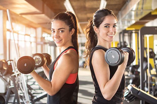 ความเชื่อผิดๆเกี่ยวกับผู้หญิงและการยกน้ำหนัก