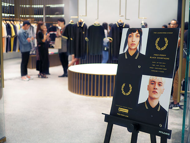 ICONSIAM FRED PERRY