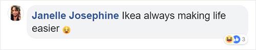 เจ้าสาวประดิษฐ์ถุง IKEA
