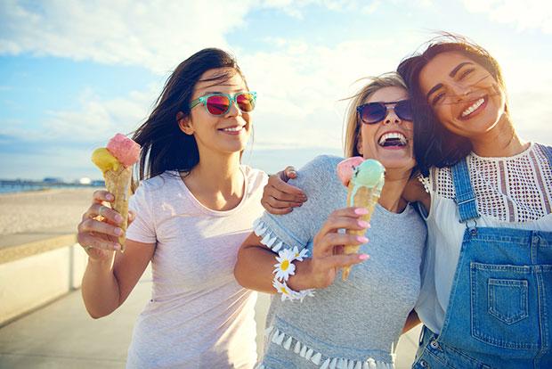มิตรภาพที่เรียบง่ายในช่วงอายุ 20 ปีคือสิ่งที่ดีที่สุด