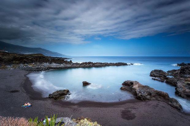 หาดทรายดำ หมู่เกาะคานารี สเปน