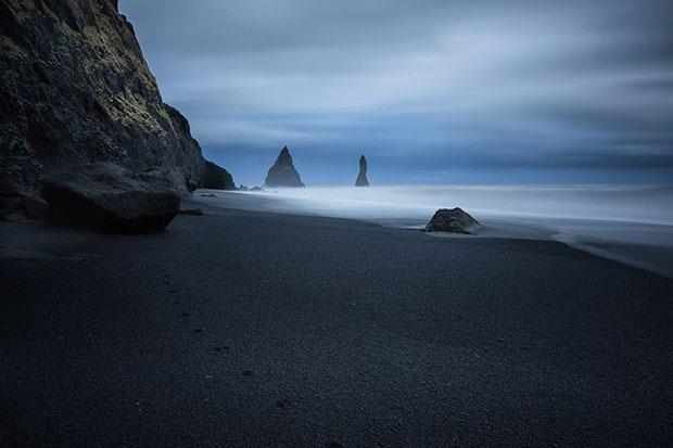 หาดทรายดำ เรนิสฟายารา ไอซ์แลนด์